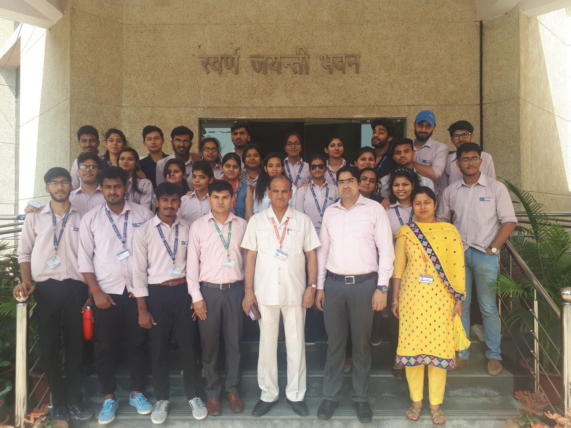 Educational visit to Solid State Physics Laboratory(SSPL)- DRDO