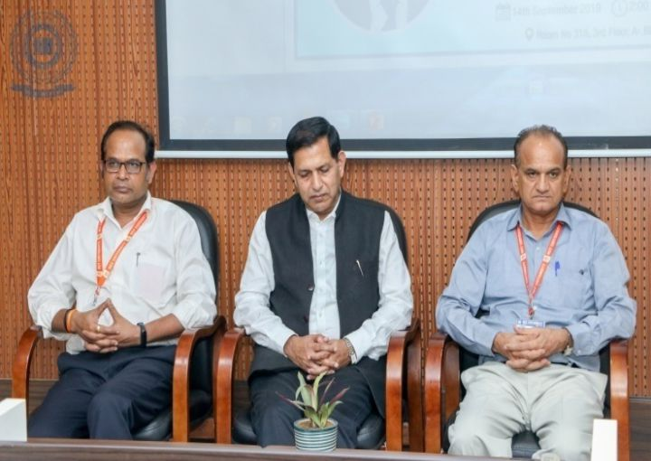 """Guest lecture  On  """"Climate Change and Ozone layer Depletion""""  Organized  By  KADAM Association"""