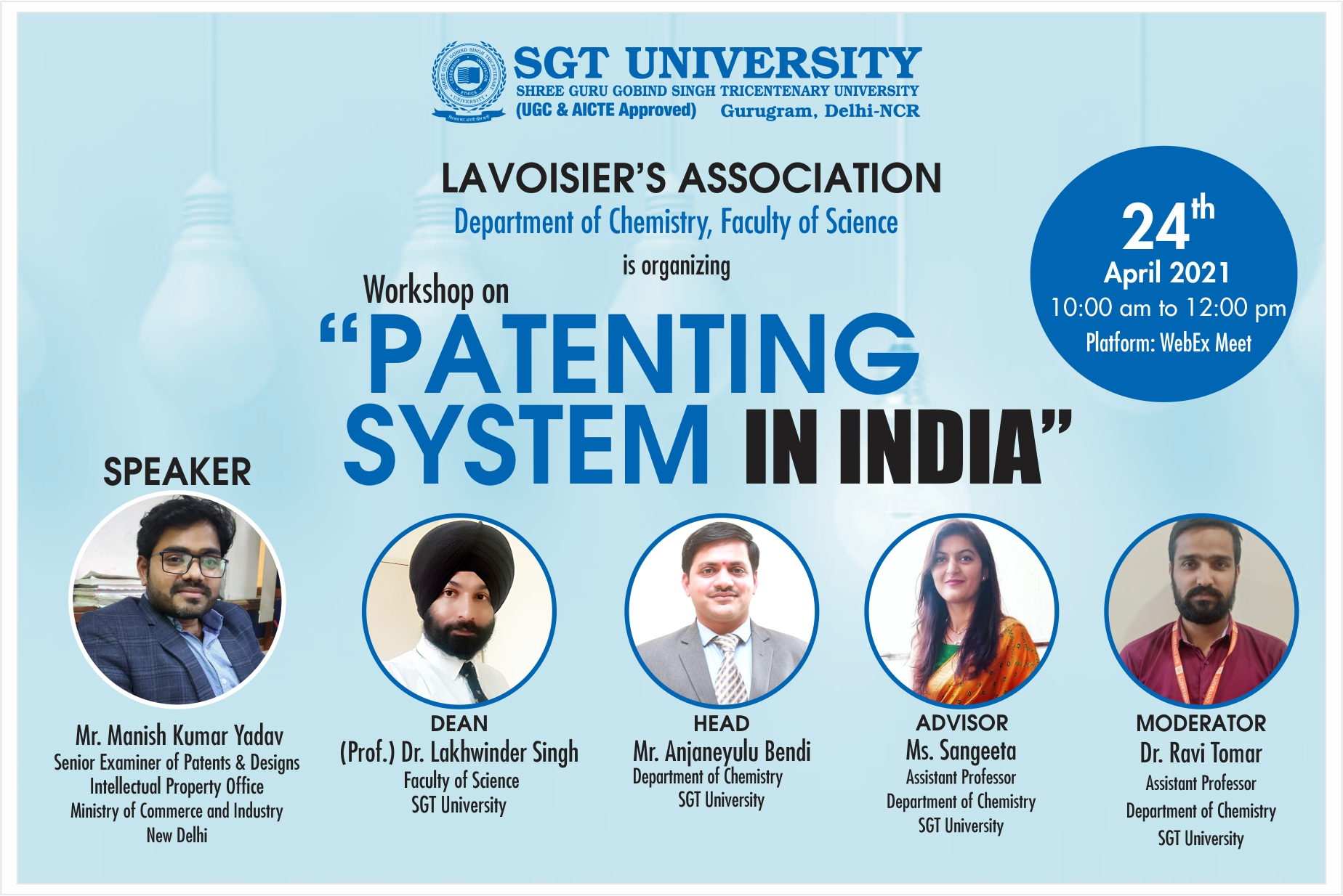 Patenting System in India