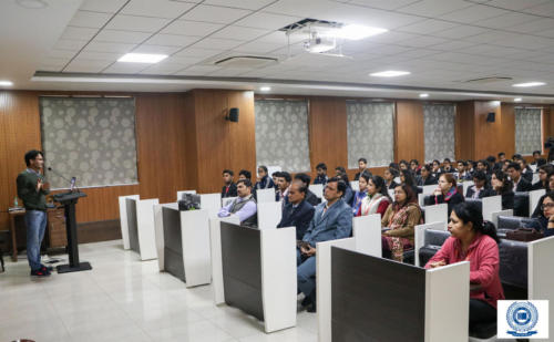 Guest Lecture on  Application of Algebra in Real life