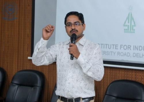 "Guest Lecture On ""Value-added products from different waste"