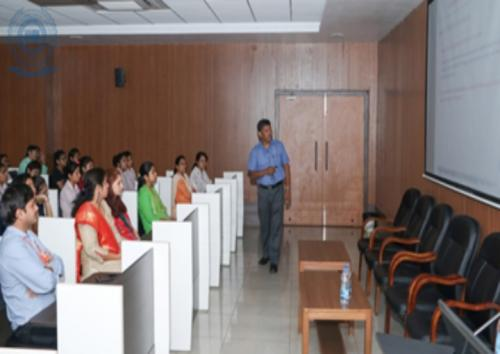 Guest Lecture On Inception of Sustainable Green Approaches