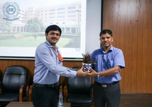 Guest Lecture on Inception of Sustainable