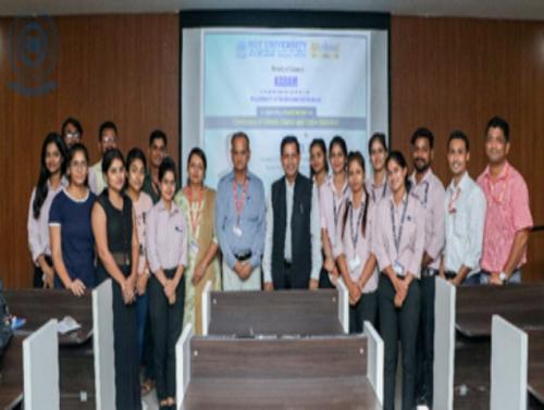 "Guest lecture On ""Climate Change and Ozone Depletion"