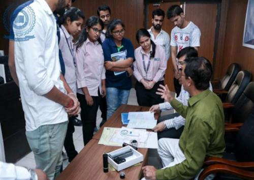 Workshop on Forensic Examination of Admission Related Documents Organised by  360˚ Forensic Association